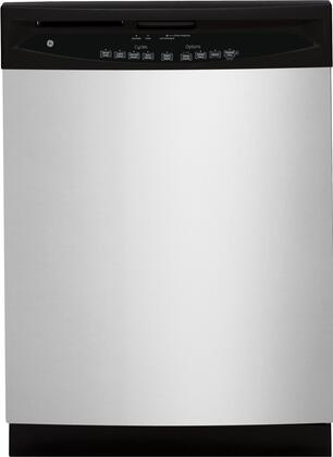 GE GLD6966RSS 6900 Series Built-In Full Console Dishwasher with in Stainless Steel