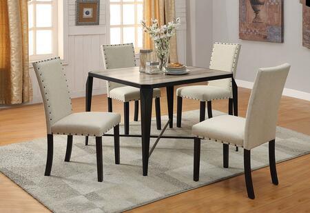 Acme Furniture Oldlake 5 PC Set
