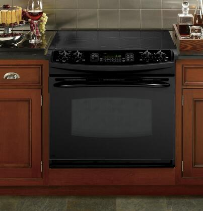 GE PD968DPBB Slide-in Electric Range
