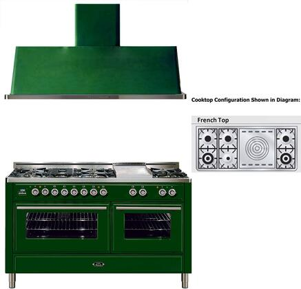 Ilve 721701 Kitchen Appliance Packages