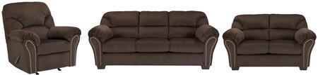 Milo Italia MI3245SLRCHOC Madison Living Room Sets