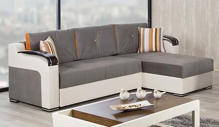 Golf Gray Sectional