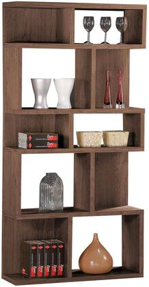 Acme Furniture 92162 Kasey Series Wood 4-5 Shelves Bookcase