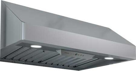 Zephyr AK70XXBS XX Essentials Power Series Tempest I Pro-Style Under Cabinet Hood with 650 CFM, Airflow Control Technology, Electronic Touch Controls, Dual Level Halogen Lighting and Auto Delay Off, in Stainless Steel