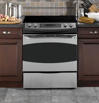 GE PS905SPSS Slide-in Electric Range |Appliances Connection
