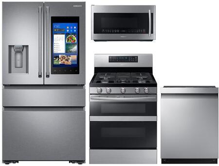 Samsung 757426 Kitchen Appliance Packages