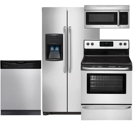 Frigidaire FG4PCFSSBSFC30ESSKIT4 Kitchen Appliance Packages