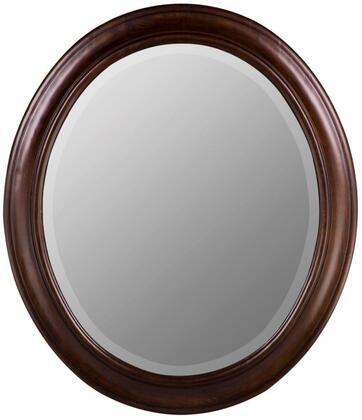 Cooper Classics 579CHELSEA Chelsea Oval Mirror