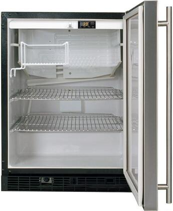 Marvel 6ADAMBSFL  Built In Counter Depth Compact Refrigerator with 5.4 cu. ft. Capacity, 3 Wire Shelves |Appliances Connection