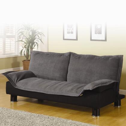 Coaster 300177  Convertible Microfiber Sofa