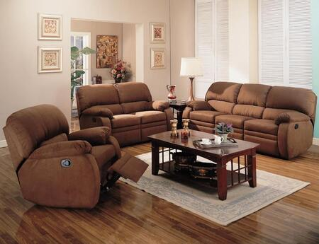 Coaster 600411SET3 Paulina Living Room Sets