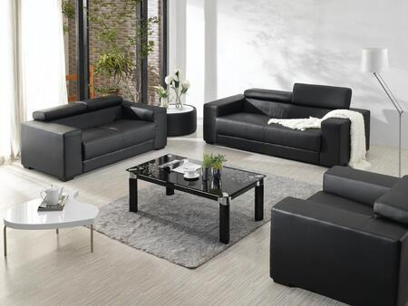 VIG Furniture VGDM2909 Modern Leather Living Room Set