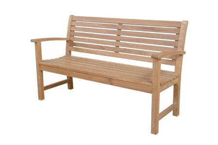 Anderson BH7359  Armed Patio Benches