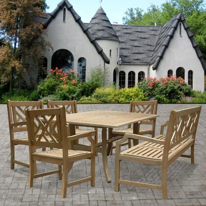 Vifah V1300SET2 Renaissance Patio Sets