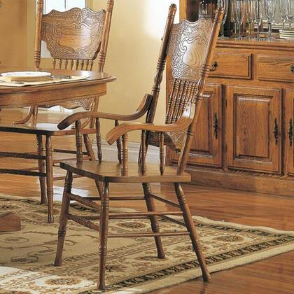 Coaster 5277AN Mackinaw Series Traditional  Dining Room Chair