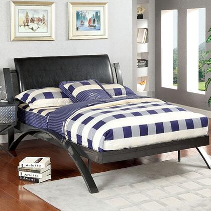 Furniture of America CM7166F Metro Series  Full Size Bed