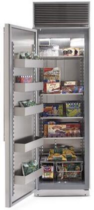 Northland 36AFSSL Built-In Upright Counter Depth Freezer