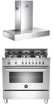 Bertazzoni 714857 Master Kitchen Appliance Packages