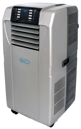 Newair AC12000E Portable Air Conditioner Cooling Area,