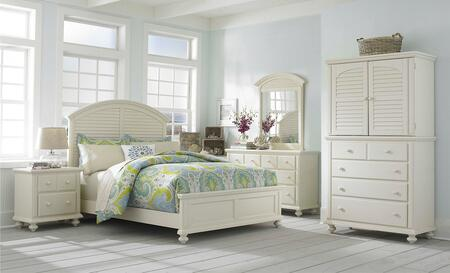 Broyhill 4471KPB2NMCDM Seabrooke King Bedroom Sets