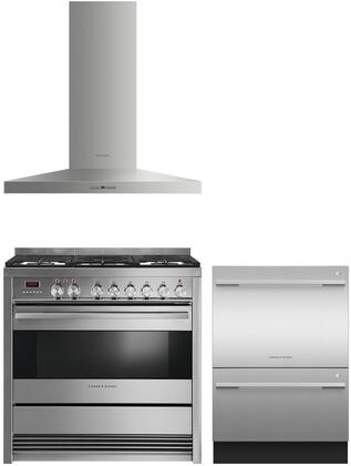 Fisher Paykel 718095 Kitchen Appliance Packages