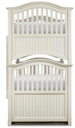 Magnussen Y185870TF Summerhill Series Childrens Full Size Bunk Bed