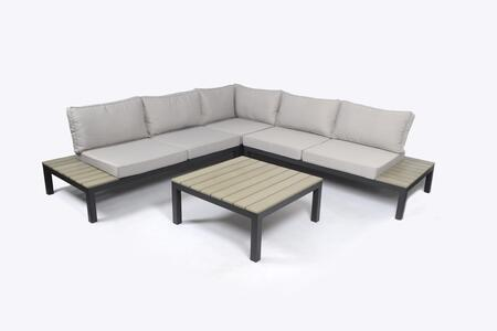 Lakeview Sectional  Front