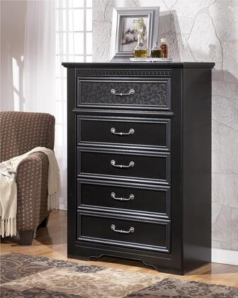 Signature Design by Ashley B29146 Cavallino Series Wood Chest