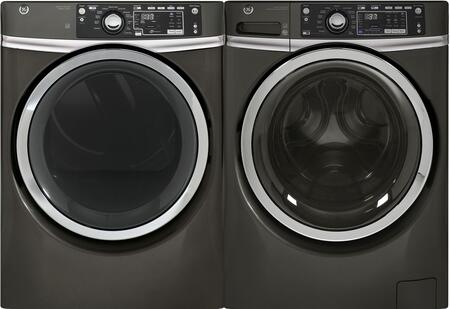 GE 721057 Washer and Dryer Combos