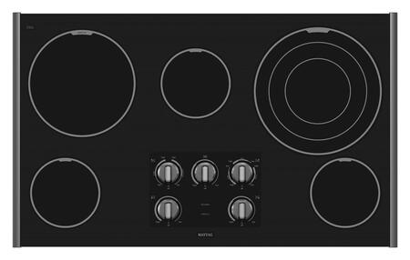 Maytag MEC7636WS  Electric Cooktop