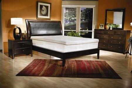Coaster 1005KW  Cal King Size Pillow Top Mattress