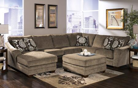 Signature Design by Ashley 3690108163467 Cosmo Living Room S