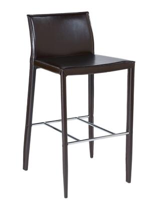 Euro Style 02362 Shen Series  Bar Stool
