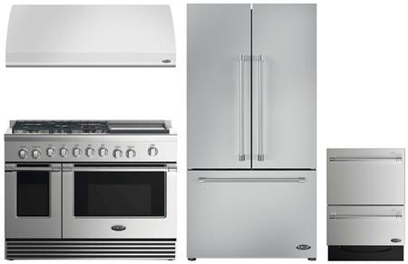 DCS 719292 Kitchen Appliance Packages