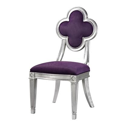 Sterling 136011 Penryn Series Fabric Wood Frame Dining Room Chair