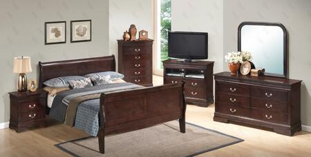 Glory Furniture G3125AKBSET King Bedroom Sets