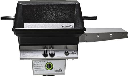 "PGS T30 PGS T-Series 22"" Aluminum Commercial Grill Head with Built In 1 Hour Gas Timer, 30,000 BTU, Stainless Steel Cooking Grids, and Heavy Duty Cast Aluminum Housing"