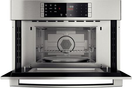 Bosch HMC80151UC 800 Series 30 Inch 1.6 cu. ft. Total ...