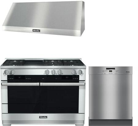 Miele 736730 Kitchen Appliance Packages
