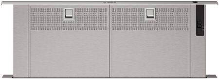 Bosch DHDx14UC Downdraft Ventilation Range Hood with Multiple Blower Options, 3-Speed Mechanical Controls and Dishwasher-Safe Filters, in Stainless Steel