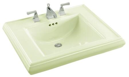 "Kohler K-2259-4- Memoirs Classic 27"" Pedestal Top with 4"" Centers:"