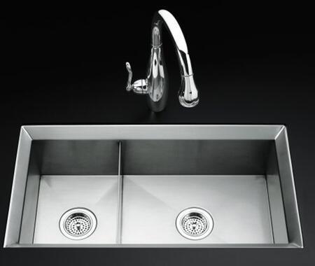 Kohler K3389NA Undermount Sink