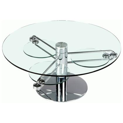 Chintaly 8169CT Modern Table