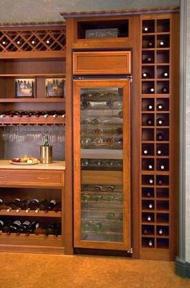 "Northland 24WCSGL 24"" Built-In Wine Cooler"