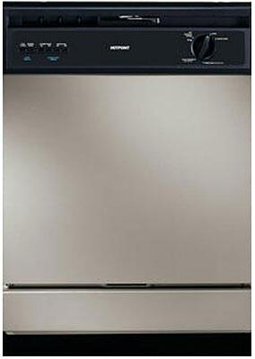 Hotpoint HDA3640RSA  Built-In Full Console Dishwasher
