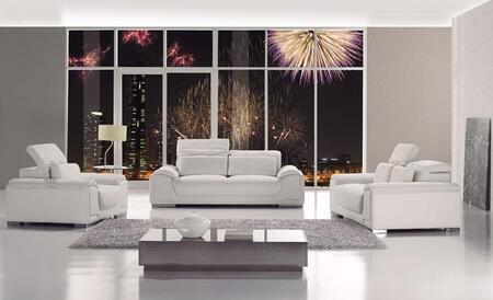 VIG Furniture VGYIT93HL Modern Leather Living Room Set