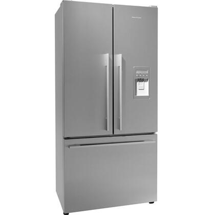 Fisher Paykel Rf201adux French Door Refrigerator In