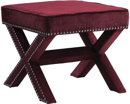 Coaster 500417 Transitional Fabric Ottoman