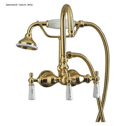 Barclay 4022SP Gooseneck Spout Only for 4022 Faucet