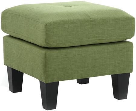 Glory Furniture G476O Transitional Fabric Ottoman